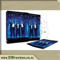 Ladies And Gentlemen... Sol3 Mio Live In Concert deluxe DVD