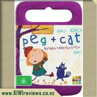 Peg + Cat: Numbers + Adventure = Fun!
