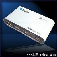 PlatinumRange:TravellerSlimlineUSB2.0Hub