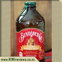 Bundaberg Spiced Ginger Beer