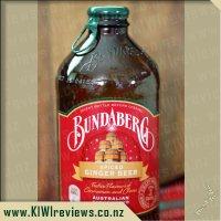 Bundaberg Spiced Ginger Beer