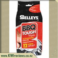 Selleys BBQ Tough Wipes