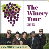 The Winery Tour 2015