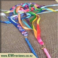 Tutu Kachu Dancing Ribbon Wands