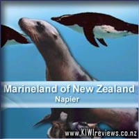 Marineland of New Zealand
