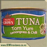 Pacific Crown Tuna - Tom Yum