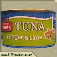 Pacific Crown Tuna - Ginger and Lime
