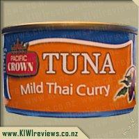 Pacific Crown Tuna - Mild Thai Curry