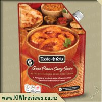 Taste of India Goan Prawn Curry Sauce