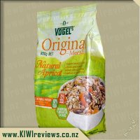 Original Muesli - Natural Apricot