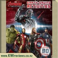 Avengers: Age of Ultron Earth-Saving Activities