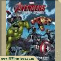 Avengers: Age of Ultron: The Movie Storybook
