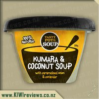 Tasty Pot Soup - Kumara & Coconut Soup