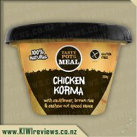 Tasty Pot Meal - Chicken Korma
