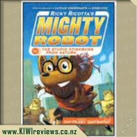 Ricky Ricotta's Mighty Robot vs the Stupid Stinkbugs from Saturn