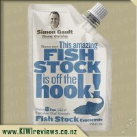 Simon Gault Home Cuisine - Fish Stock