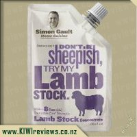 Simon Gault Home Cuisine - Lamb Stock