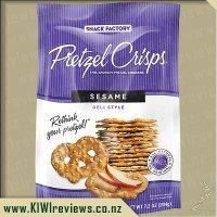 Pretzel Crisps - Sesame