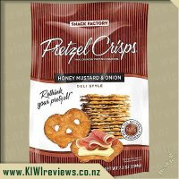 Pretzel Crisps - Honey Mustard and Onion