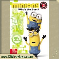 Minions Ready to Read Level 2: Who's The Boss?