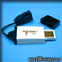 RunDisk 128mb USB 2.0 Flash Drive