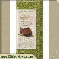 WhittakersWaikatoOolongTeaDarkChocolate