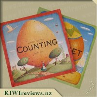 A Child's First 123 Counting / ABC Alphabet