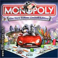 Monopoly 'Here & Now' 70th Anniversary Edition