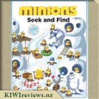 Minions: Seek and Find