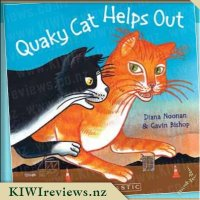 Quaky Cat Helps Out