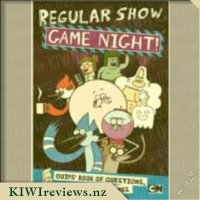 Regular Show Game Night: Quips' Book of Questions, Quizzes and Games