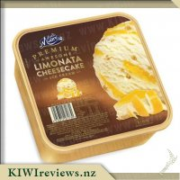 Much Moore Premium Awesome Limonata Cheesecake Ice Cream