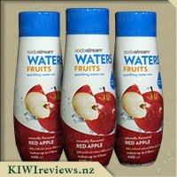 SodaStream Waters Fruits - Red Apple
