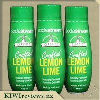 SodaStream Classics - Crafted Lemon Lime