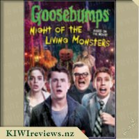 Goosebumps - Night of the Living Monsters