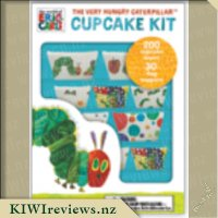 The Very Hungry Caterpillar Cupcake Kit