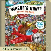 Where's Kiwi?: Around the World Book 2