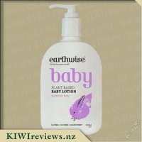 Earthwise Baby Lotion