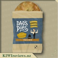 Dad's Pies - Steak and Cheese