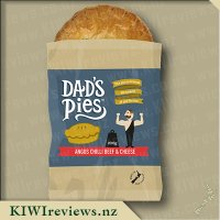 Dad's Pies - Angus Chilli Beef and Cheese