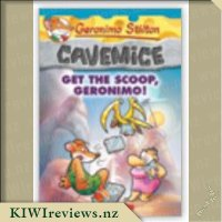 Geronimo Stilton Cavemice 9: Get the Scoop, Geronimo
