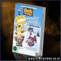 Bob the Builder - Snowed Under: The Bobblesberg Winter Games