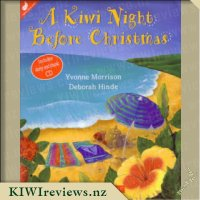 A Kiwi Night Before Christmas (Book, CD & Press Out Bach)