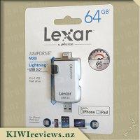 Lexar JumpDrive M20i USB 3.0 flash drive