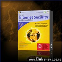 Norton Internet Security 2005 - AntiSpyware Edition
