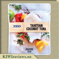 Sealord Tuna Pockets - Tahitian Coconut