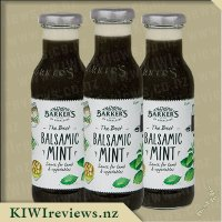 The Best Balsamic Mint Sauce