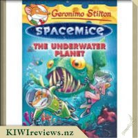 Geronimo Stilton Spacemice #6: The Underwater Planet
