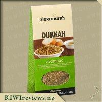 Alexadra'sDukkah-Aromatic