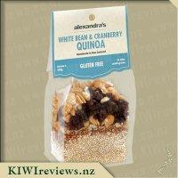 Alexandra'sQuinoa-WhiteBean&Cranberry